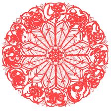 chinese papercuts