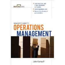operations management textbooks