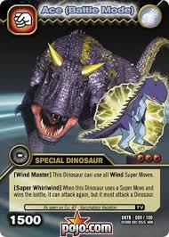 dinosaur king card game