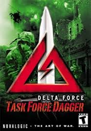 delta force dagger