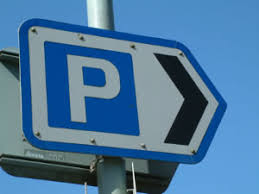 car parking signs