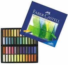 faber castell pastels