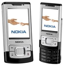 nokia 6500 slide mobile phones