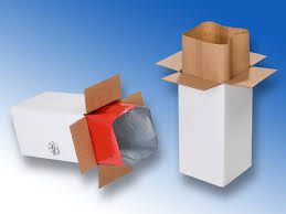 paperboard container