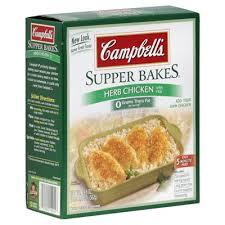 campbells supper bakes