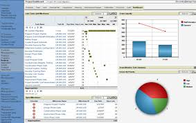 pmo dashboards