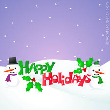 christmas clipart animated