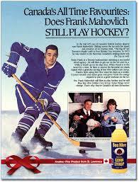 hockey advertisement