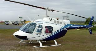 bell 206 helicopter