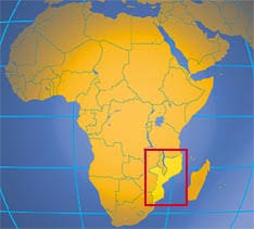 mozambique country