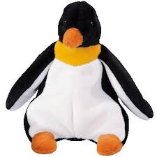 beanie baby penguin