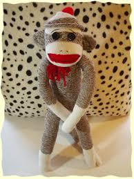 pictures of sock monkeys