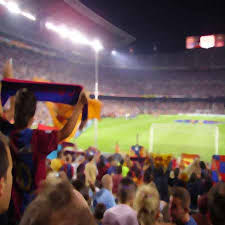 fc barcelona game
