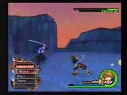kingdom hearts 2 game play