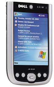 dell pocketpc