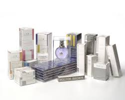 cosmetics packing