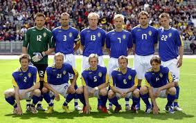 sweden national soccer team