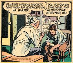 men using tampons