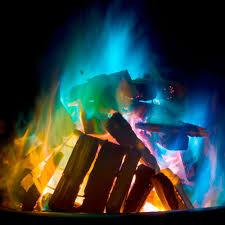 color fire