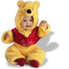 pooh bear costume