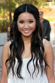 Brenda Song did an interview