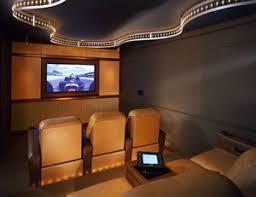 media room lighting