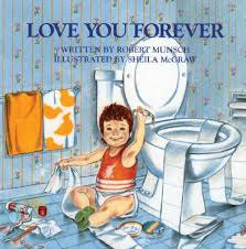 love you forever robert munsch