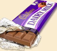 chocolate cadburys