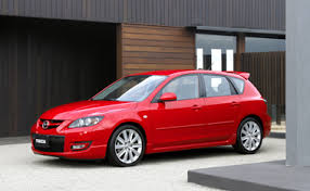mazda hatchback 2008