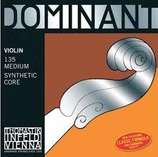 dominant violin string