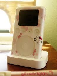 hello kitty ipod