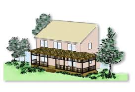 home addition drawings
