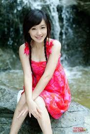 chinese girl model