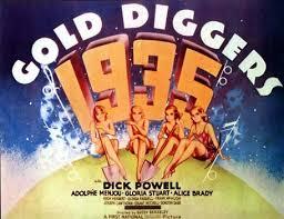 gold diggers 1935