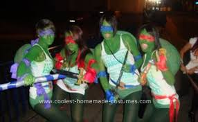 mutant ninja turtles costume
