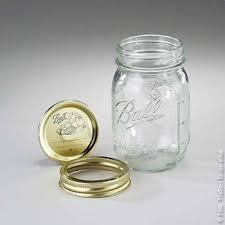 quart canning jar