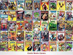 image comic books