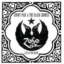 jimmy page and black crowes
