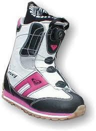 roxy snow boot