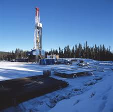 natural gas rigs