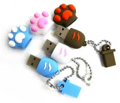 cute thumbdrive