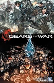 gears of war comic books