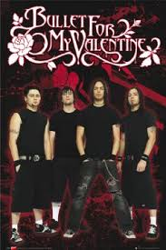 bullet for my valentine posters