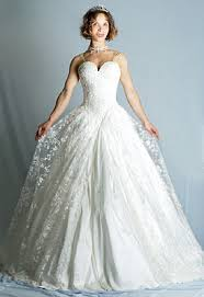 fairy princess wedding dress
