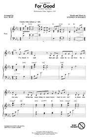 for good sheet music