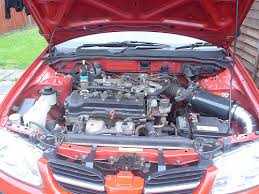 nissan almera engines