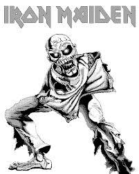 iron maiden eddie artwork