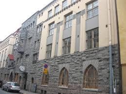 granite facade