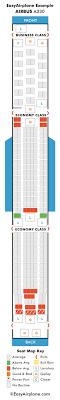 airbus 330 seating