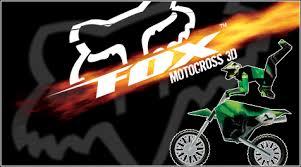 fox moto cross